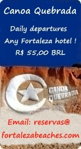 Canoa Quebrada Package Tour