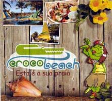 menu croco beach
