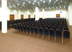 photo of the Conventions and Business Center Oasis Atlantico