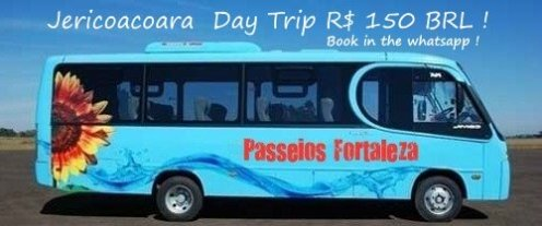 transport in fortaleza by van and small bus