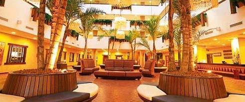 Photo of The Vila Gale Hotel Praia do Futuro lobby