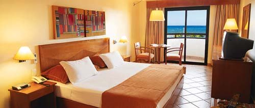 Photo of a suite at the Vila Gale Hotel Fortaleza
