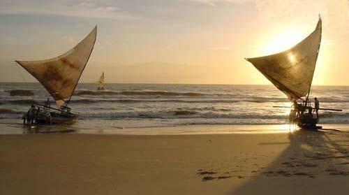 Praia do Iguape