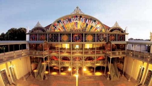 Teatro Jose de Alencar