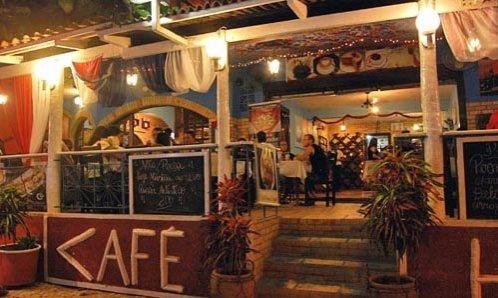 Restaurante Cafe Habana em Canoa Quebrada
