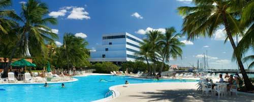 Marina park Hotel Pool