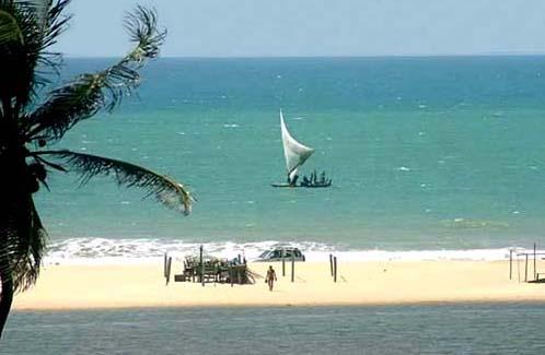 Praia do Iguape Aquiraz