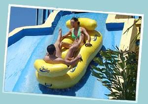 fortaleza beach parque aquatico
