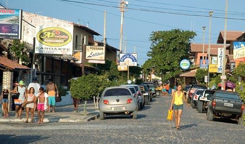 View Canoa Quebrada Broadway