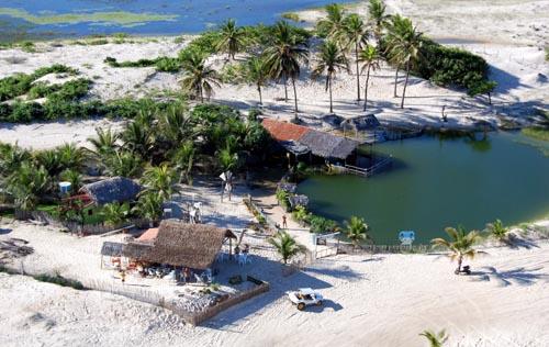 canoa quebrada dunes
