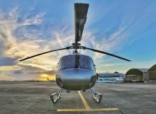 Helicóptero Esquilo