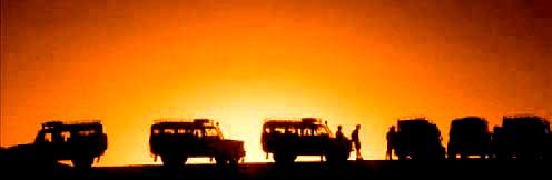 Fortaleza Adventure Travel Fleet