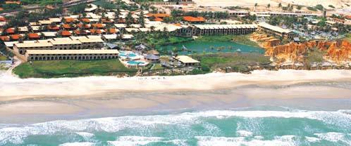 Oasis Atlantico Praia das Fontes aerial view