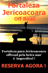 Fortaleza para Jericoacoara Offroad