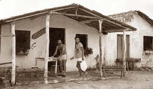 restaurante Bicho de Pé, Canoa Quebrada