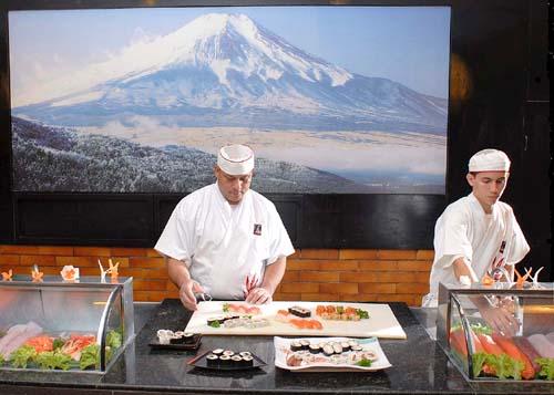fortaleza sushi bar