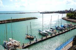 a marina fortaleza