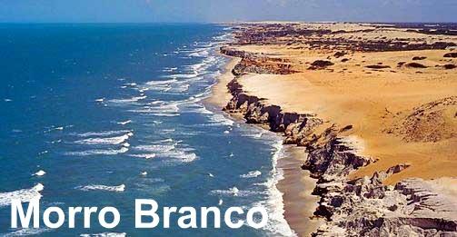 fortaleza day trips to Morro Branco