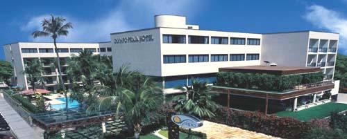Aerial view Hotel Mareiro Fortaleza