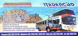 fortaleza bus company redencao