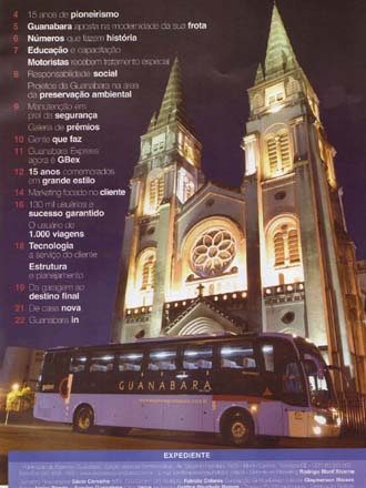 fortaleza interstate bus companies