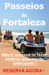 Passeios de Fortaleza