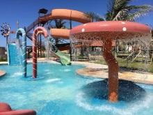 piscina hotel Jangadeiro Praia do Presidio