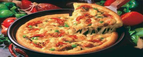 pizzerias fortaleza