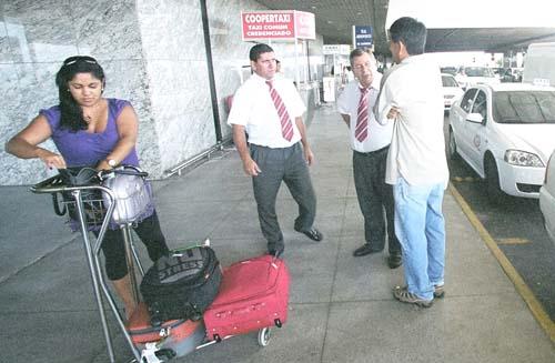Táxis no Aeroporto Fortaleza
