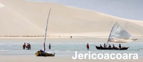Transport Fortaleza to Jericoacoara