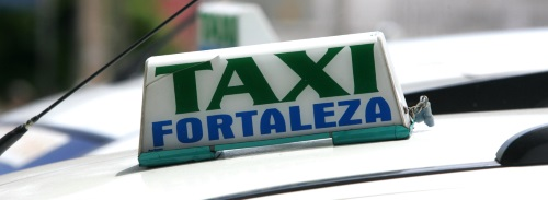 transport in fortaleza by taxi