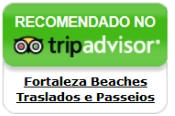 Fortaleza Beaches no Tripadvisor