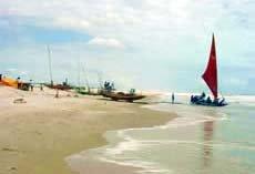praia do batoque