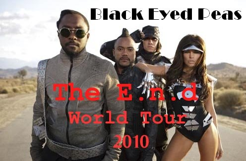 tickets black eyed peas fortaleza