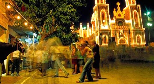 Saint Francis Caninde Brazil