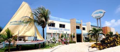 Marbello Ariau Hotel Praia do Futuro