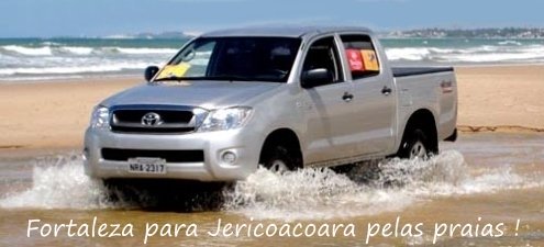 Jericoacoara off road
