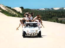 Day Trips by dune buggy Canoa Quebrada