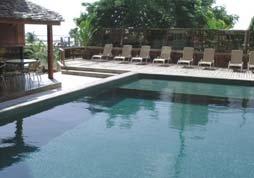 piscina Carmel Magna Praia hotel