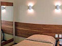 interior o apartmento do Carmel Magna Praia Hotel Iracema Fortaleza