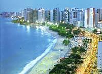 meireles beach fortaleza
