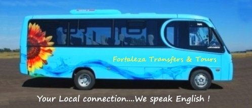 Fortaleza transfers tours and day trips mini bus
