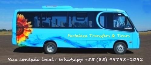 Fortaleza transfers tours micro onibus