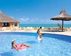 Swimming pool Oasis Atlantico Praiadas Fontes