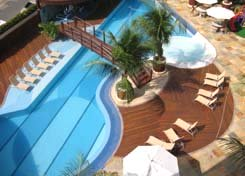 the pool mareira hotel fortaleza