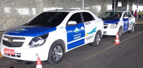 Fortaleza Airport Taxis