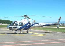 Helicóptero Bell Jet Ranger