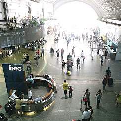 fortaleza airport interior