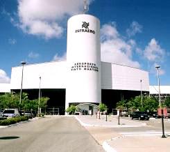 fortaleza airport exterior