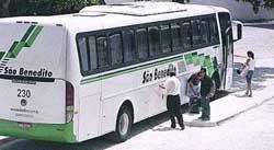 fortaleza bus company sao benedito